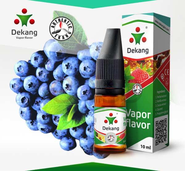 E-liquid Dekang Blueberry 10ml