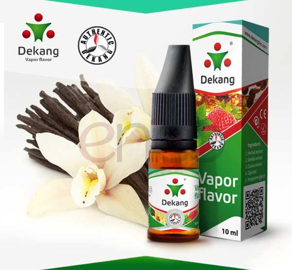 E-liquid Dekang Vanilla 10ml