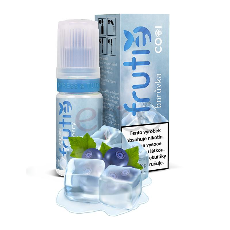 Frutie COOL - Borůvka 10ml