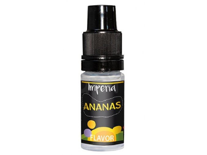 Příchuť Imperia Black Label - Ananas 10ml