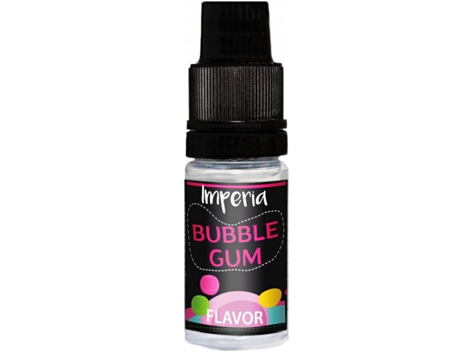 Příchuť Imperia Black Label - Bubble Gum (Žvýkačka) 10ml