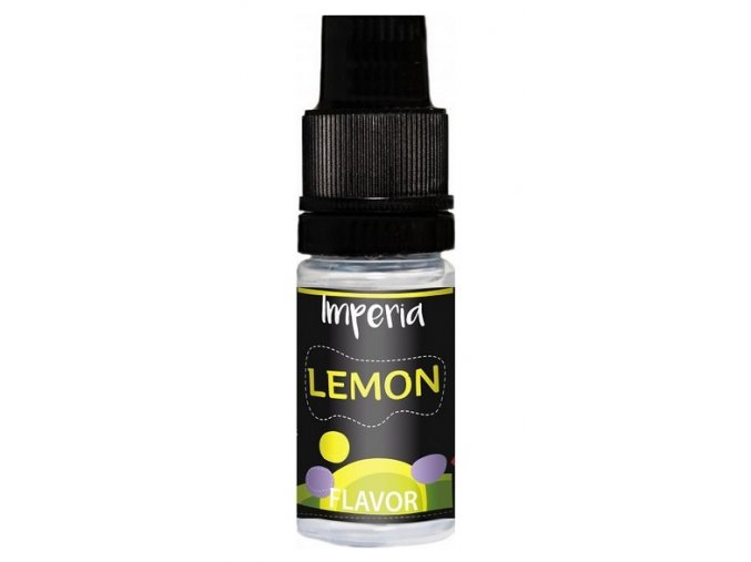 Příchuť Imperia Black Label - Lemon (Citrón) 10ml