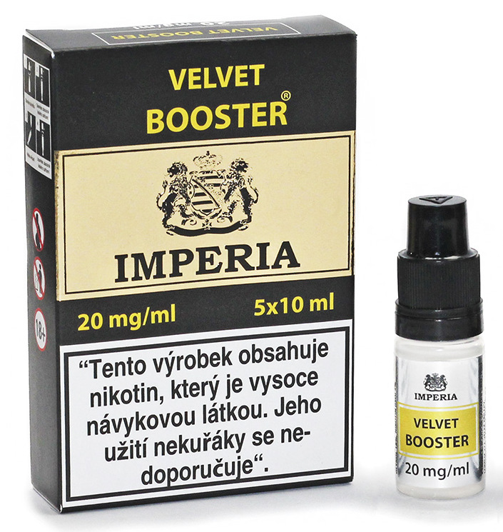 Booster Imperia Velvet  80/20 - 10ml / 20mg 5ks
