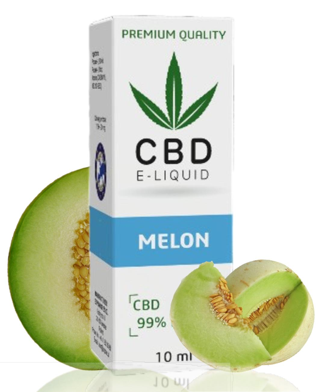 Liquid CBD Expran Melon 600mg/10ml